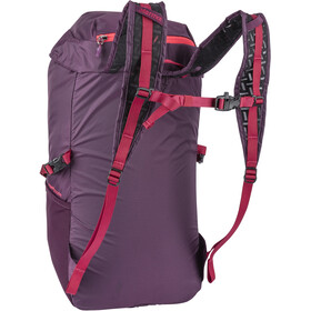 Marmot Kompressor Mochila 18l, dark purple/brick